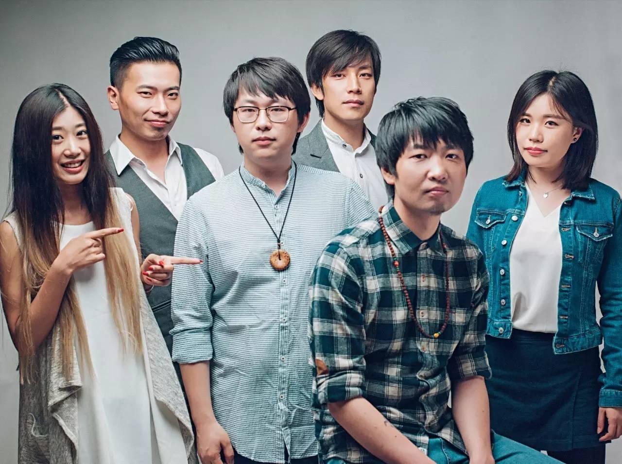 鹿先森乐队2017全国巡演首站成都 3月11日 20:00-21:30 梵木创艺区
